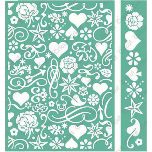 Image result for anna griffin cuttlebug embossing folders SMITTEN