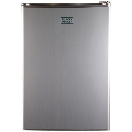 Sears Energy Star Refrigerators - BLACK+DECKER 2.5 Cu. Ft. Energy Star Refrigerator with Freezer, VCM