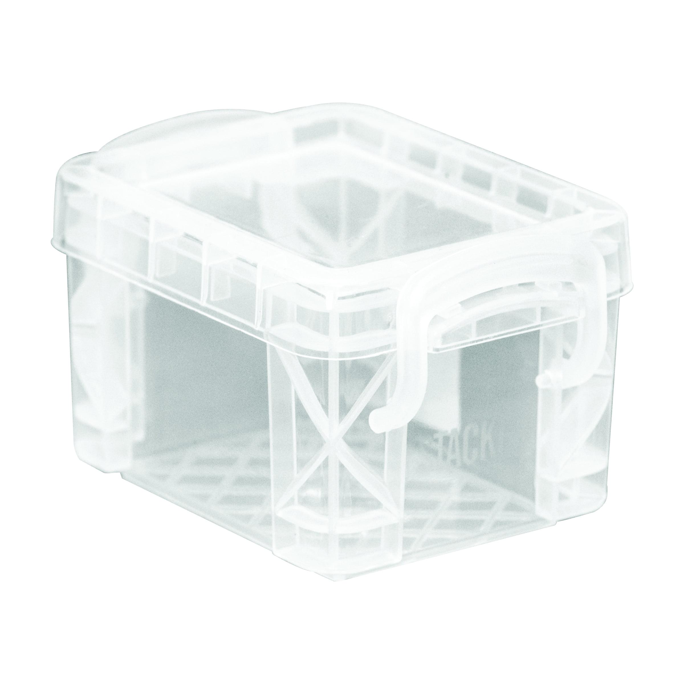 Super Stacker® Pixie Box, Clear