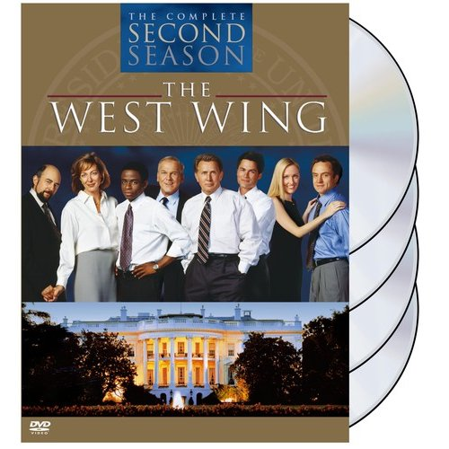 The West Wing:The  Complete Second Season (Widescreen)