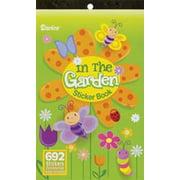 Sticker Book In The Garden 692Pc