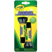 Crayola Washable Glue Sticks 2 ea (Pack of 2)