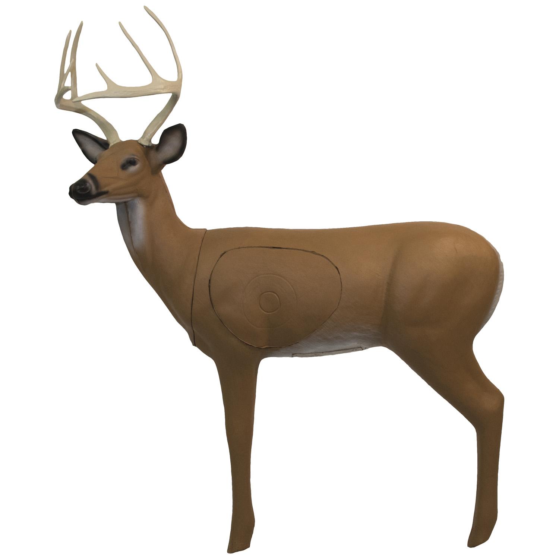 RW Alert Deer Target Replaceable Vital by R and W Targets