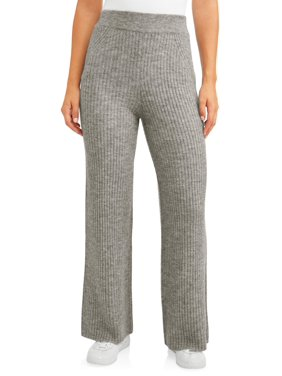 Time and Tru Cozy Knit Pant Women's