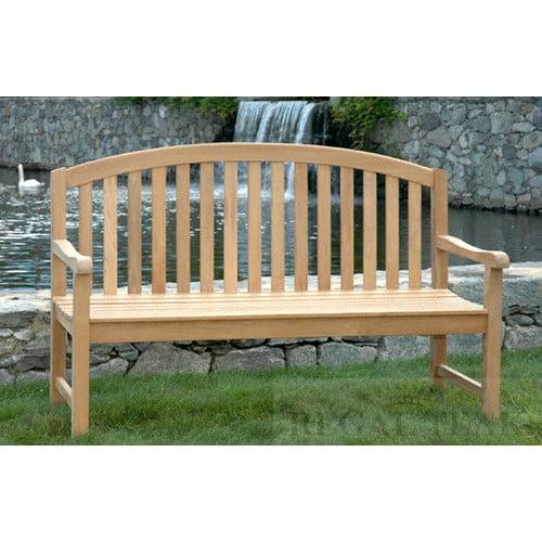 Regal Teak Teak Aquinah Garden Bench