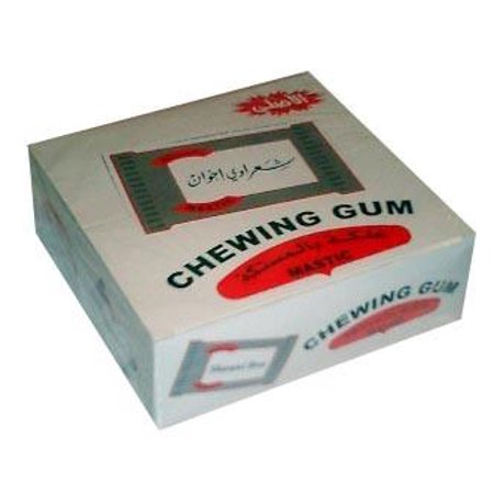 Mastic Chewing Gum (sharawi) 250g