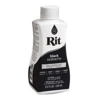 (2 Pack) Rit Dye Liquid 8oz-Black