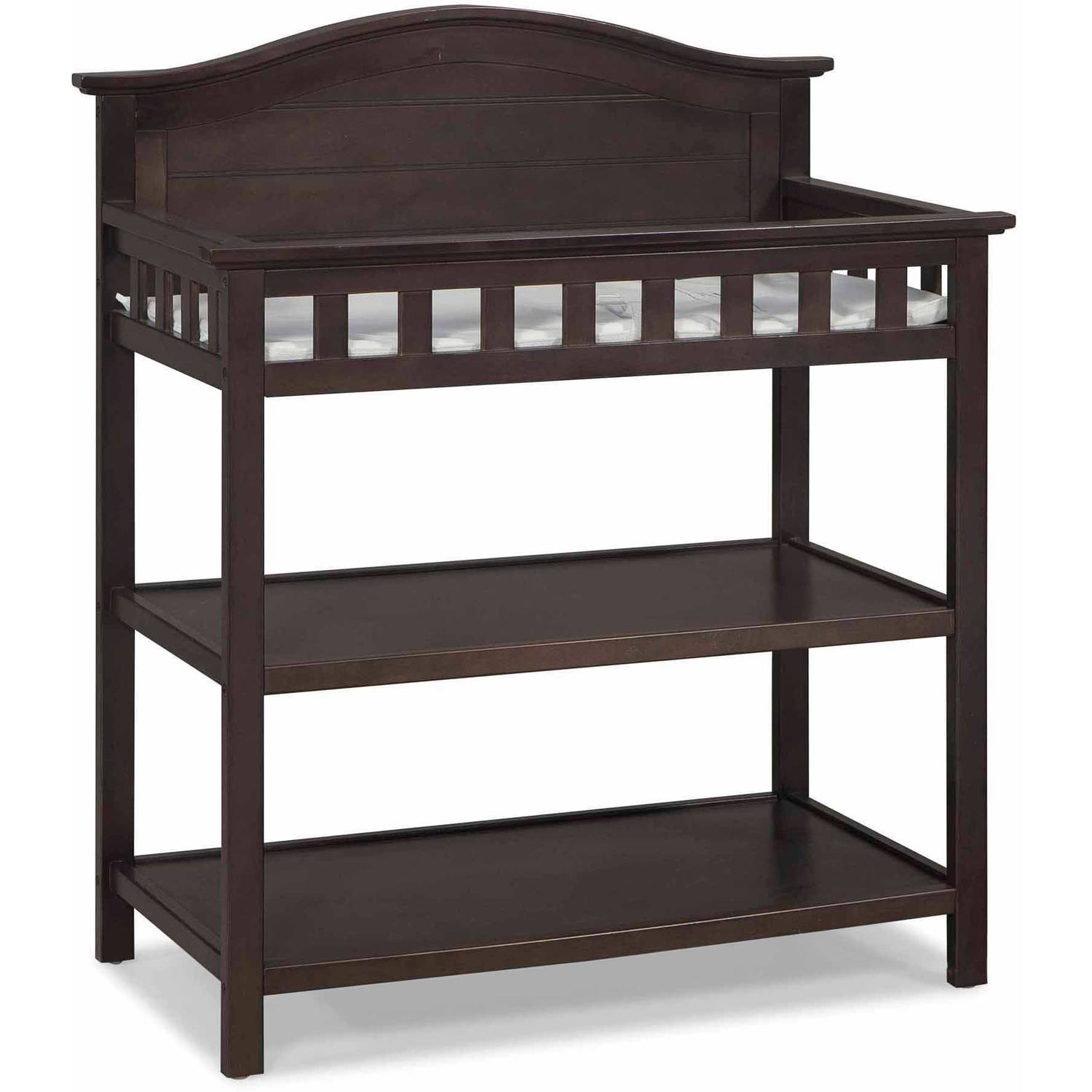 Thomasville Kids Southern Dunes Changing Table with Pad, Choose Your Finish
