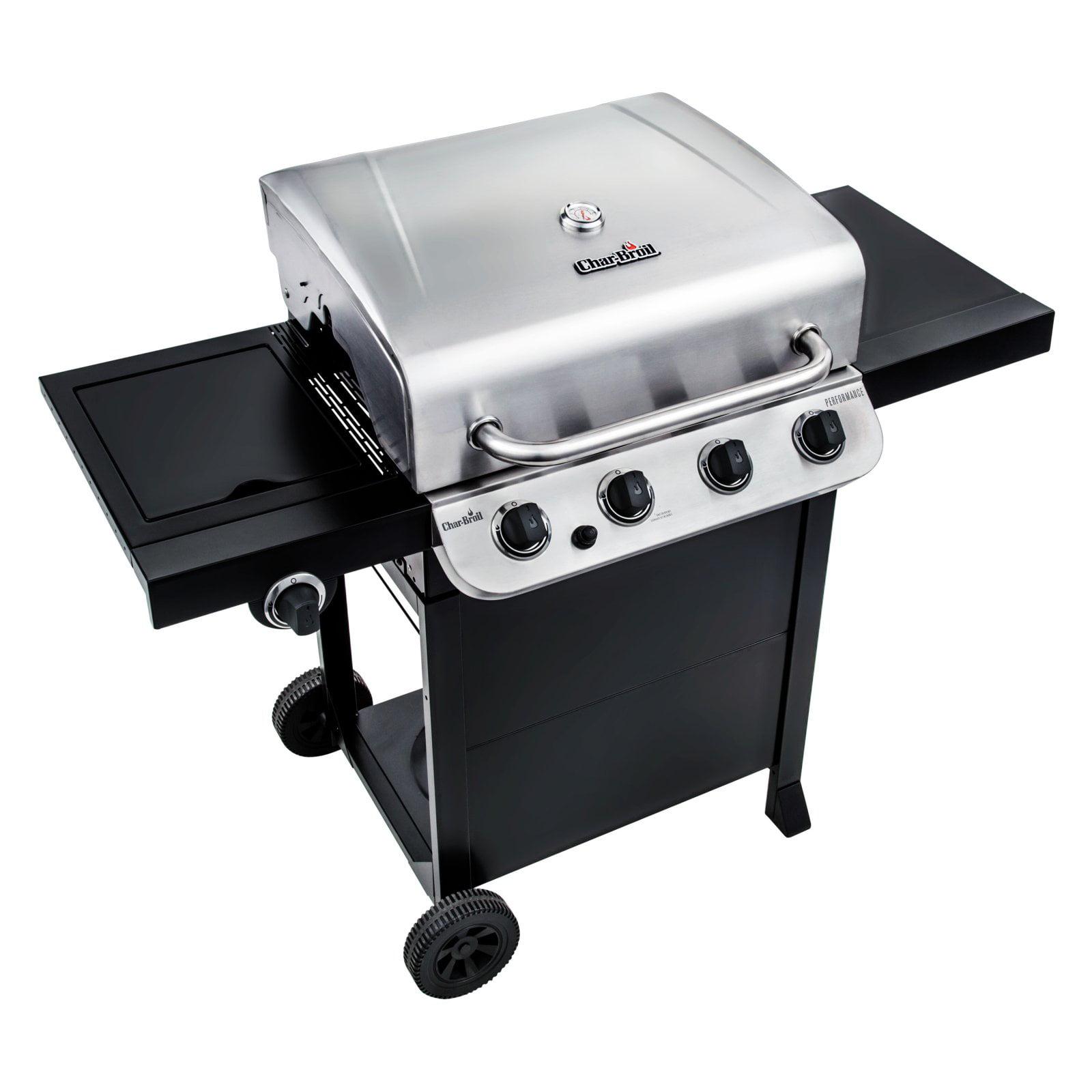 Char-Broil Performance 4-Burner Gas Grill 47362337603 | eBay