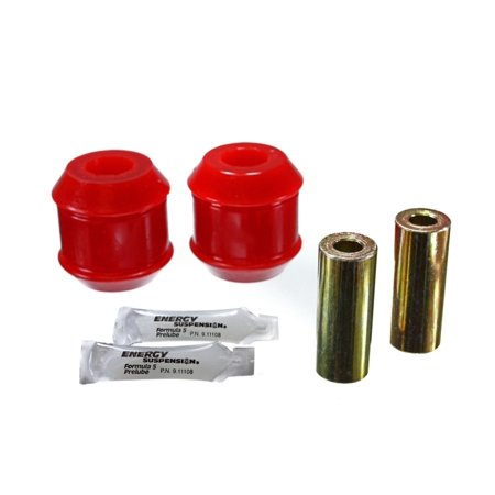 Energy Suspension 01-05 Chrysler PT Cruiser Red Rear Trailing Arm Bushing - Trailing Arm Bush Set