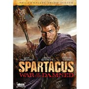 Spartacus: War Of The Damned The Complete Third Season by IDT CORPORATION