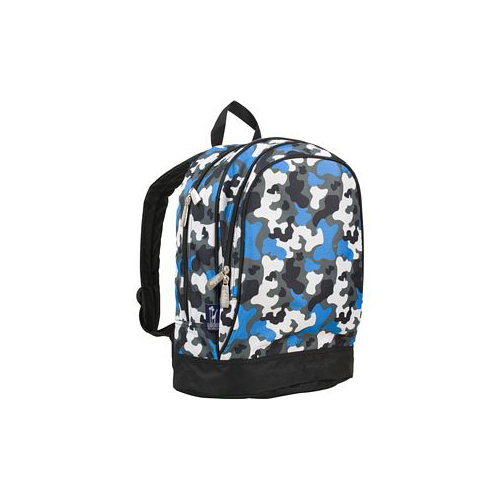 Blue Camo Sidekick Backpack
