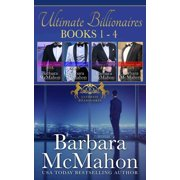 Ultimate Billionaires Boxed Set Books 1-4 - eBook