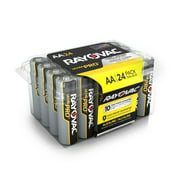 Rayovac UltraPro Alkaline, AA Batteries, 24 Count
