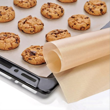 Heat Resistance Non Stick Oven Microwave Grill Baking Mat Sheet Baking Cooking -