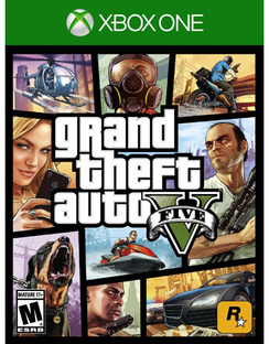 Grand Theft Auto V (Xbox One) by Rockstar Games