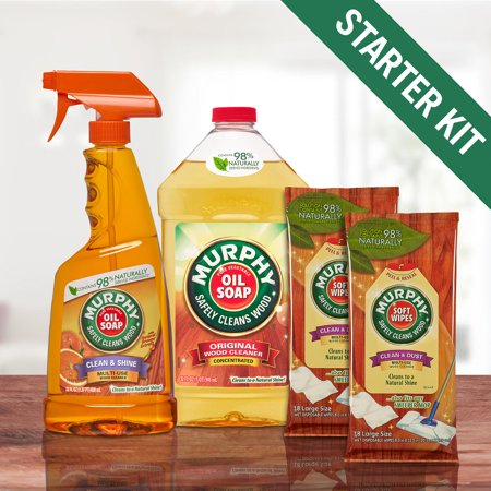 Murphy Oil Soap Wood Cleaner, Furniture Spray, & Furniture -