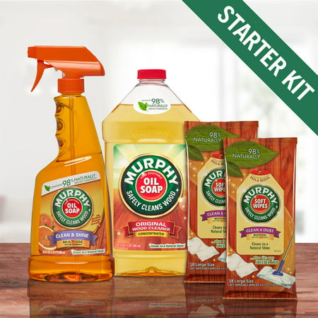 Murphy Oil Soap Wood Cleaner, Furniture Spray, & Furniture