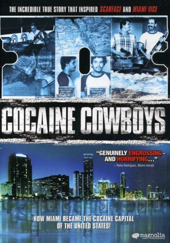 Cocaine Cowboys (DVD) by MAGNOLIA PICT ENT