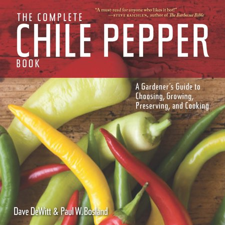Complete Chile Pepper Book - Paperback](Halloween Peppers 2017)