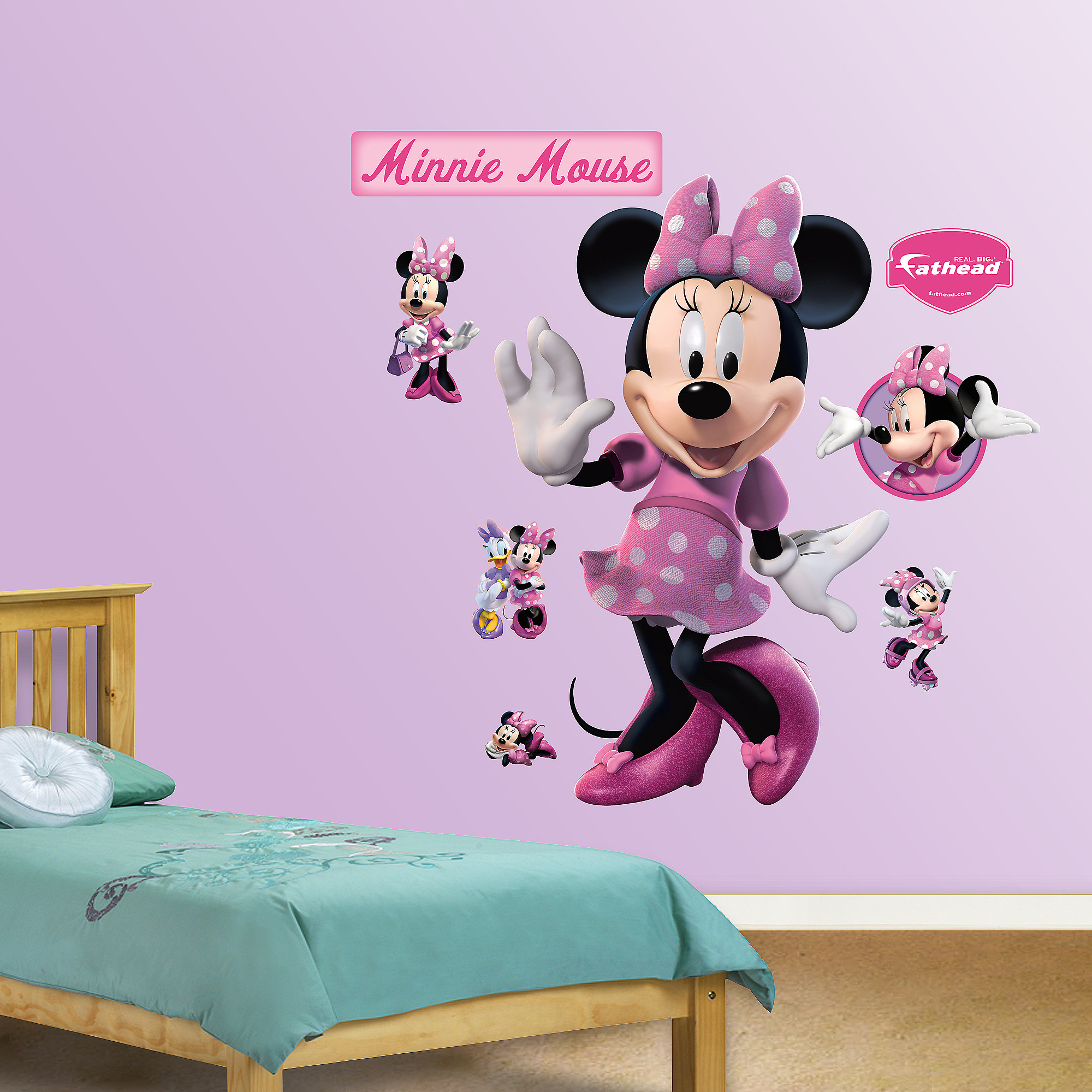 Minnie Mouse Fathead