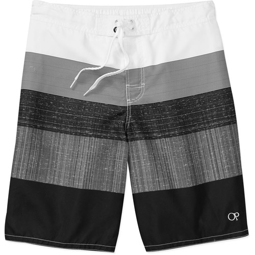 Op Big Men's Textured Rugby E Board Shorts