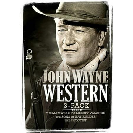 John Wayne Western 3-Pack (DVD)