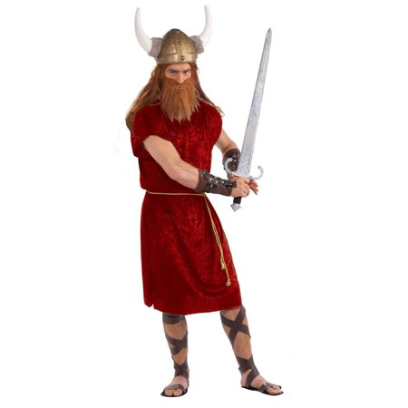 Medieval Red Tabard Tunic Roman Gladiator Knight Adult Mens Costume Accessory - Roman Gladiator Costume Kids