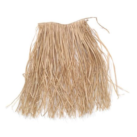 Raffia Hula Skirt - Child Size - Natural