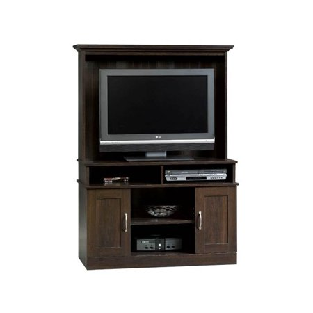 41 in. Entertainment Center in Cinnamon Cherry Finish