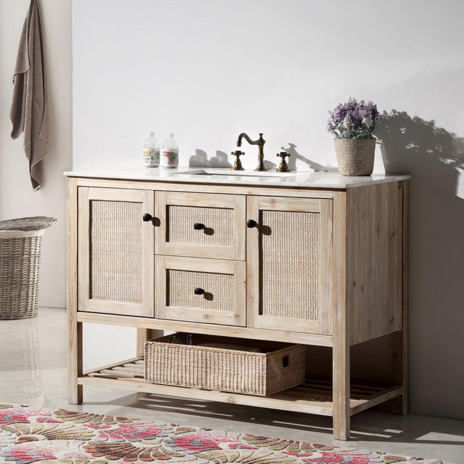 Legion Furniture WH5148 48 in. Single Bathroom Vanity