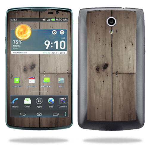 Mightyskins Protective Vinyl Skin Decal Cover for Pantech Discover AT&T Cell Phone wrap sticker skins Wooden