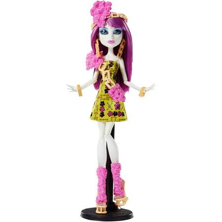 Monster High Ghouls' Getaway Spectra Vondergeist Doll - Monster High Spectra Vondergeist Dress Up