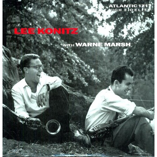Lee Konitz & Wayne Marsh (Vinyl)
