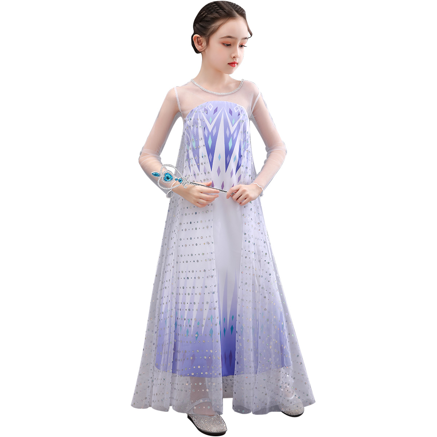 Disney Frozen 2 Pyjamas 2-8 Years Princess Elsa 3-4 years