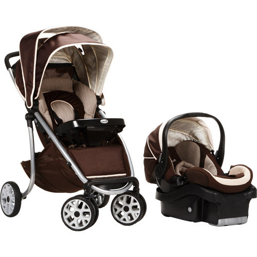Safety 1st - AeroLite LX Deluxe Travel System, Avery