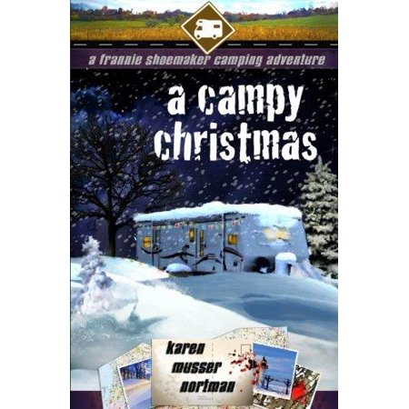 A Campy Christmas  A Frannie Shoemaker Campground Adventure