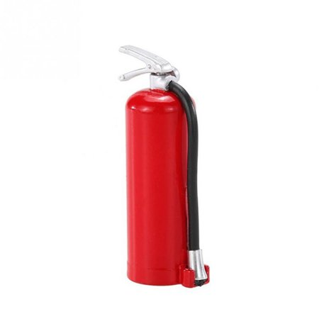 Amaping 1:10 Scale RC Crawler Accessory Parts Fire Extinguisher For Axial SCX10 TRX4 D90