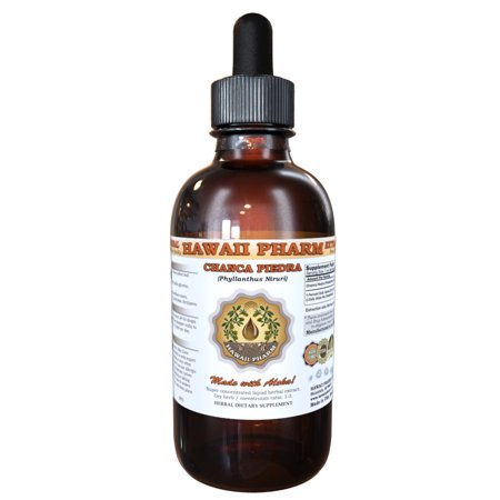 Chanca Piedra (Phyllanthus Niruri) Tincture, Sifted Leaf Liquid Extract, Xiao Fan Hun, Herbal Supplement 2 oz Chanca Piedra Extract