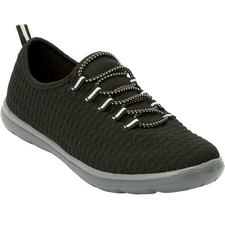 Comfortview Women's Wide Width The Ariya Sneaker Sneaker