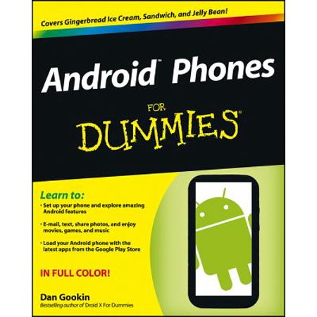 Android Phones for Dummies (Point Full Dummy Set)