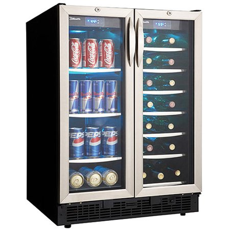 Danby Silhouette 5.3 Cu. Ft. Beverage Cooler