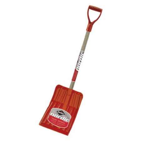 Garant NP091KDU Car Snow Shovel With D-Handle, 12-5/8-In. Blade