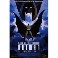 Pop Culture Graphics MOV220371 Batman Mask of the Phantasm Movie Poster, 11 x 17