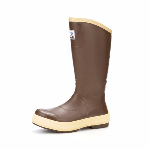 "Xtratuf Legacy Mens 2.0 - 15"" Tan Plain Toe Insulated Fishing Boots -  Size 8"