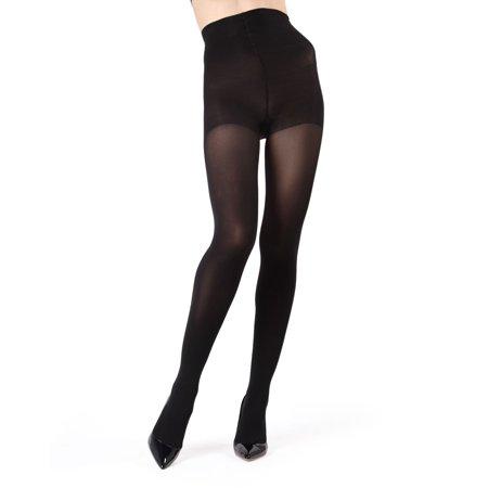memoi velvet touch control top tights | memoi women