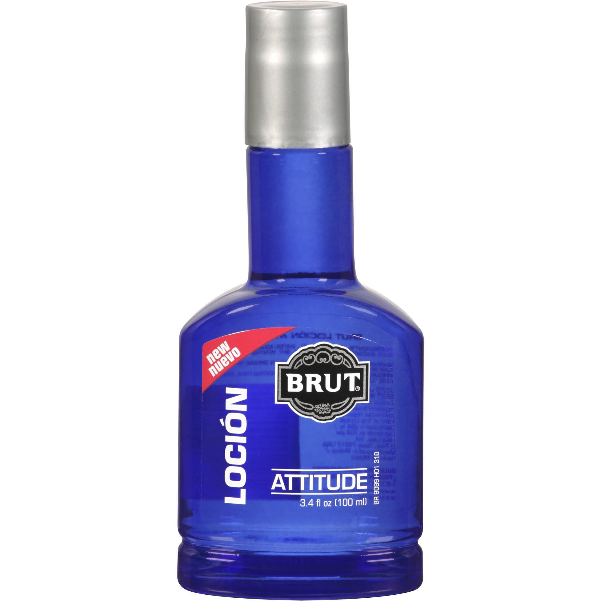Fusion Brut Attitude Locion 100 Ml
