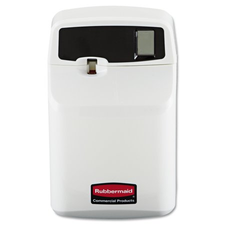Rubbermaid Commercial SeBreeze Programmable Odor Neutralizer Dispenser, 4 3/4 x 3 1/8 x 7 1/2, (Sebreeze Aerosol)