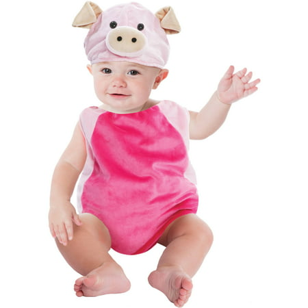 Pig Bubble Infant Halloween Dress Up / Role Play Costume