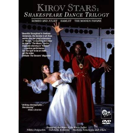 Kirov Stars: Shakespeare Dance Trilogy (DVD)